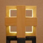 lluminaria creucub de disseny