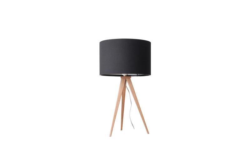 tripod table lamp balada juan arquitectura i disseny. Black Bedroom Furniture Sets. Home Design Ideas
