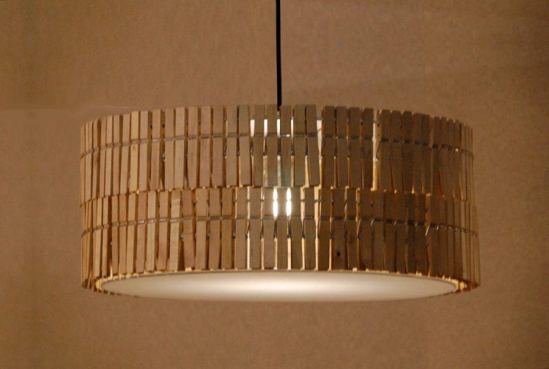 lluminaria agulla de disseny