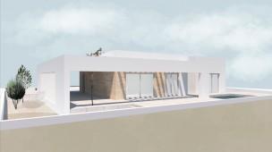 Habitatge Unifamiliar Construcció passiva